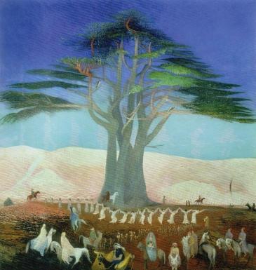 Pilgrimage_to_the_cedars_in_Lebanon__1907